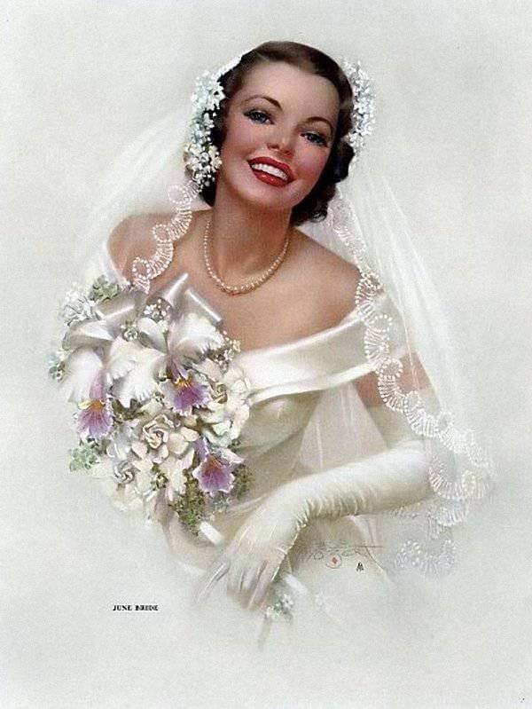 Zoe Mozert A June Bride